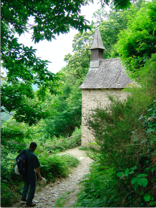 Conques.Chapelle of Ste-Foy.2007