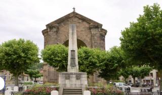 Decazeville.Monument aux Morts.1
