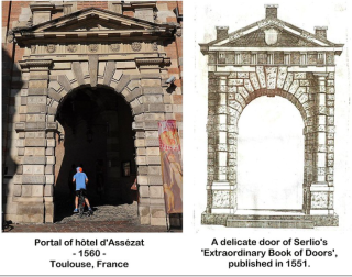 Renaissance architecture influenced by Serlio.Frederick Neupont.wikipedia2