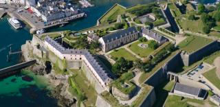 Belle Île.Vauban star fort.Le Palais.wikipedia