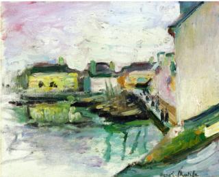 Matisse.Le Palais.1896