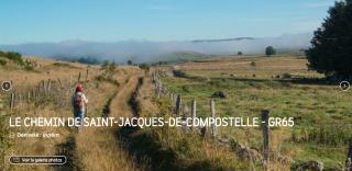 GR65 near Saint-Alban-sur-Limagnole