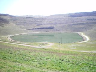 Decazevill.The Decourverte open air mine.wikipedia
