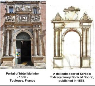 Renaissance architecture influenced by Serlio.Frederick Neupont.wikipedia3