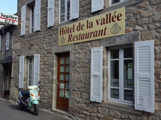 Espeyrac.Hotel de la vallée.google maps view